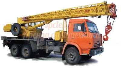 Автокран ГП 14-90 тонн